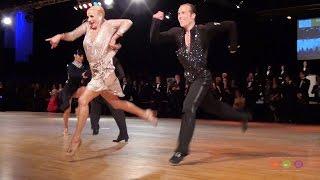 getlinkyoutube.com-Riccardo Cocchi - Yulia Zagoruychenko | Assen 2015 | Professional Latin - Final J