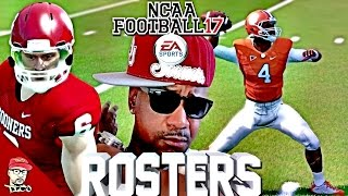getlinkyoutube.com-NCAA Football 14 PS3 + XB360   How To Get New 2016 -2017 Rosters!