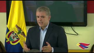 PRESIDENTE DUQUE HIZO IMPORTANTES ANUNCIOS PARA NARIÑO TRAS LA SUPERACIÓN DEL PARO DEL DEPARTAMENTO