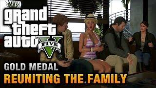 getlinkyoutube.com-GTA 5 - Mission #62 - Reuniting the Family [100% Gold Medal Walkthrough]