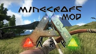 getlinkyoutube.com-MINECRAFT MODpACK - ARK SurvivalCraft Evolved