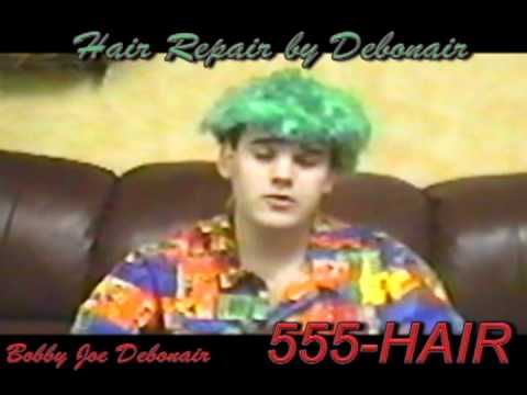 Hair Repair by Debonair Commercial # 1
