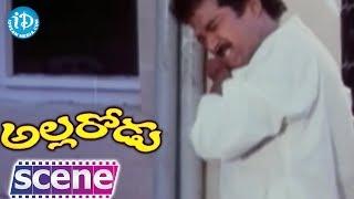 getlinkyoutube.com-Allarodu Movie - Rajendra Prasad, Brahmanandam, Surabhi Best Comedy Scene