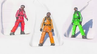 getlinkyoutube.com-EXTREME SNOWBOARDING WITH MY FRIENDS! (Steep)