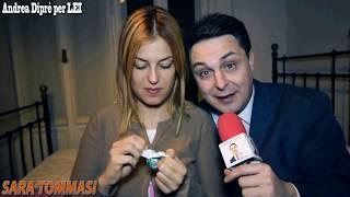 getlinkyoutube.com-Sara Tommasi: video porno con Andrea Diprè!