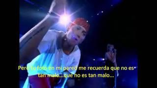 getlinkyoutube.com-Eminem ft. Dido - Stan Traducida y Subtitulada al Español [HD - Live in London]