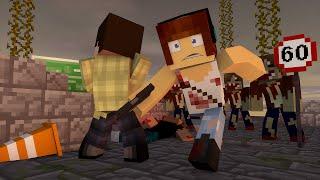 getlinkyoutube.com-Minecraft: APOCALIPSE ZUMBI !! - Aventuras Com Mods #18