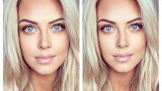 getlinkyoutube.com-♡Everyday, Simple, Easy Makeup♡ Full Routine ♡