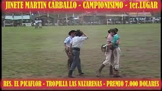 getlinkyoutube.com-LOS 4 CAMPEONES - EN LOS LEONES DE TRANQUERAS - 40 AÑOS DE CRIOLLAS