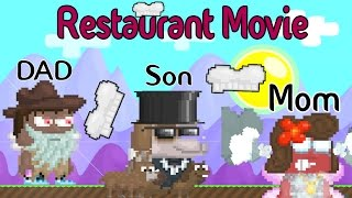 getlinkyoutube.com-Growtopia | Restaurant Movie.