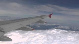 getlinkyoutube.com-Vuelo completo Bogotá Cali Aeropuerto El Dorado Aeropuerto Alfonso Bonilla
