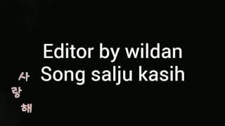 Lirik lagu salju kasih