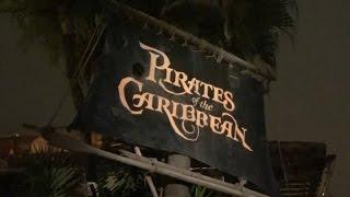 【WDWカリブの海賊】Pirates of the Caribbean