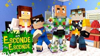 getlinkyoutube.com-Minecraft: TOY STORY - O FILME! (Esconde-Esconde)