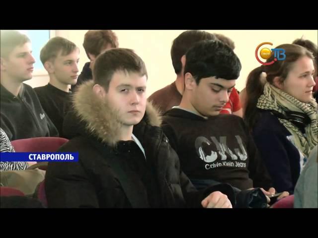 В Ставропольском колледже связи прошёл День открытых дверей