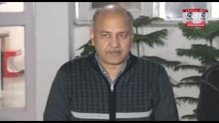 दिल्ली सचिवालय में फिर मारा CBI ने छापा, उप-मुख्यमंत्री ने लगाए मोदी सरकार पर आरोप
