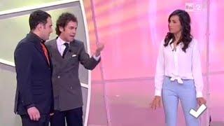 getlinkyoutube.com-Rai 2 - Federico Turchi a Detto fatto con C. Balivo e R. Tonon