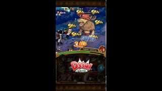 getlinkyoutube.com-OPTC - Raidboss: Monster Chopper's return - 40 stamina (master) - (f2p Slashers)