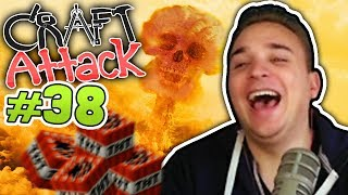 getlinkyoutube.com-KEV SPRENGT CRAFT ATTACK! ;DD | Minecraft CRAFT ATTACK #38 | Dner