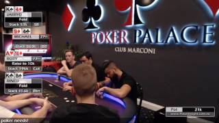 High Roller Event Day 2 part 2