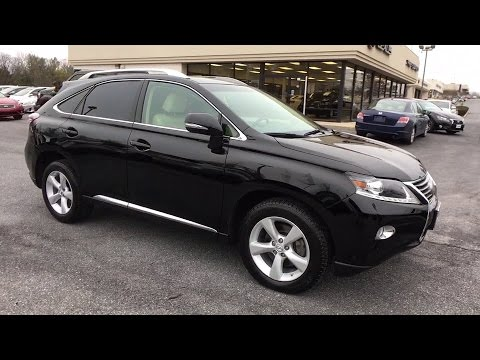 2014 Lexus RX 350 Owings Mills, Pikesville, Ellicott City, Catonsville, Columbia, MD TL25173