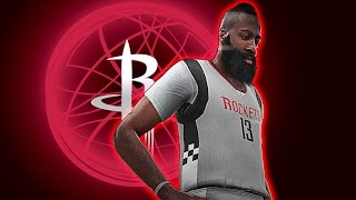 getlinkyoutube.com-NBA 2K16 - James Harden Raw Highlights