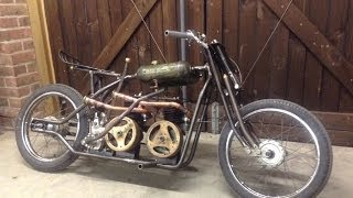 getlinkyoutube.com-Homemade :: Villiers Twin Engine Bike :: (Pictures + Videos)
