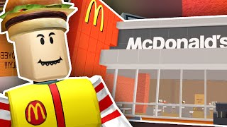 getlinkyoutube.com-BUILDING MY OWN MCDONALDS!! | Roblox