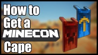 getlinkyoutube.com-HOW TO GET A MINECON CAPE FREE (100% Legit, No Mods!)