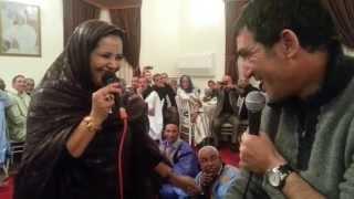getlinkyoutube.com-نعمان لحلو يغني موال حساني مع مطربة موريتانية