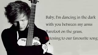 Ed Sheeran   Perfect (Lyrics)