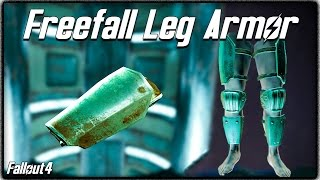 getlinkyoutube.com-Fallout 4 Jetpack Locations - FREEFALL LEG ARMOR! Rarest Item in the Game! (How to Get)