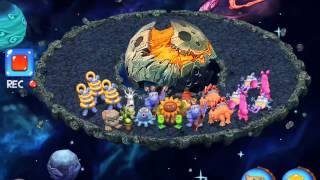 getlinkyoutube.com-My singing monsters dawn of fire all songs