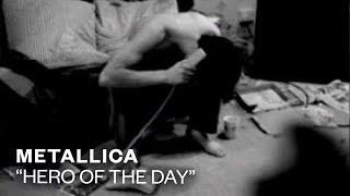 Metallica - Hero Of The Day (Video)
