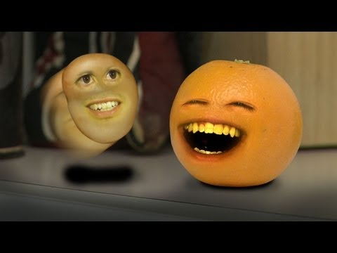 Annoying Orange - Jumping Bean (ft. John Leguizamo)
