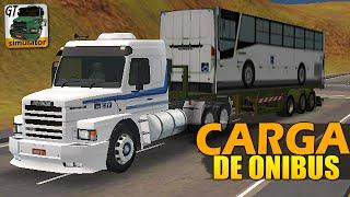 getlinkyoutube.com-Grand Truck Simulator - CARGA DE ÔNIBUS E SKIN 113H
