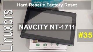 getlinkyoutube.com-Navcity NT-1711 - Hard reset - Formatando o tablet - PT-BR - Brasil