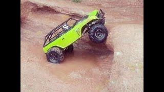 getlinkyoutube.com-Axial SCX10 Deadbolt - Rocky Mountain Scale Nationals- $50 Budget Build
