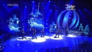 getlinkyoutube.com-[HD][091225] 2PM - Silent Night + Again & Again + Heartbeat