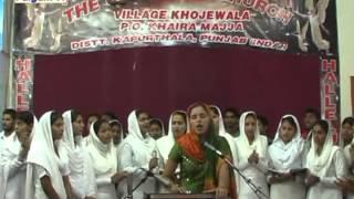 getlinkyoutube.com-PAIGAM TV:  The Open Door Church, Khojewala, Punjab, India