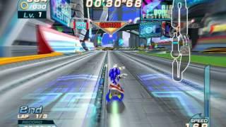 getlinkyoutube.com-Sonic Riders PC Download