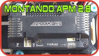getlinkyoutube.com-Conectar/instalar controladora Ardupilot APM 2.6-2.8 y el receptor del cheerson cx20 - Parte 5