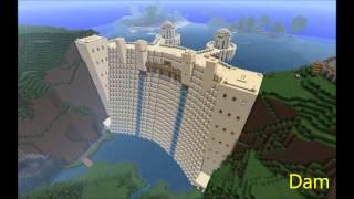 getlinkyoutube.com-Minecraft 80 Building Ideas [#2]