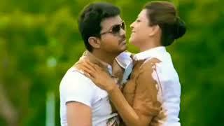 Best Ever Cute Romantic Hug || Whatsapp Status || Thalapathy Vijay, Kajal Agarwal, Jilla ||