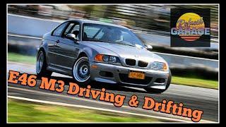 getlinkyoutube.com-E46 M3, AP Headers, Rogue El Diablo, some street driving and drifting