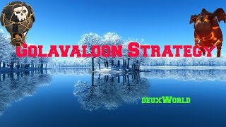 getlinkyoutube.com-Clash of Clans-3 star Golavaloon Strategy th 10 #131
