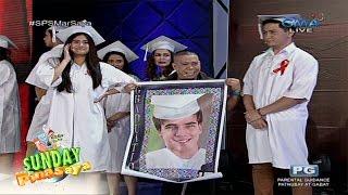 Sunday PinaSaya: Pabonggahan ng graduation picture