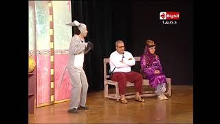 """getlinkyoutube.com-تياترو مصر - حلقة الجمعة 15-1-2015 مسرحية """" 80 يوم حول العالم """" - Teatro Masr"""