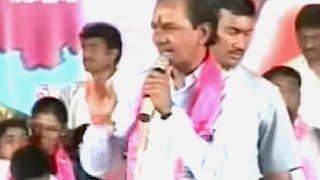KCR Slams Pawan Kalyan in Karimnagar
