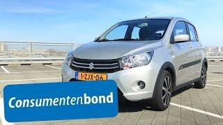 getlinkyoutube.com-Suzuki Celerio - Autoreview (Consumentenbond)
